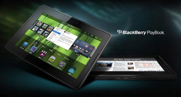 BlackBerry PlayBook, precios y fecha de salida en España