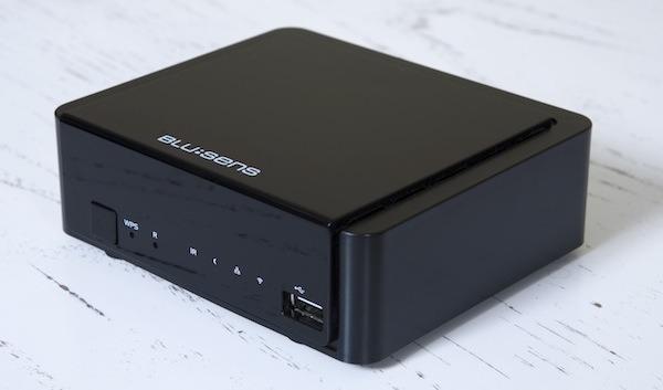 Blusens web:TV, la actualización gratuita de este reproductor soporta accesorios y vídeos en 3D