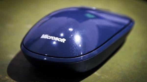 Microsoft Explorer Touch Mouse, un ratón multitáctil muy atractivo