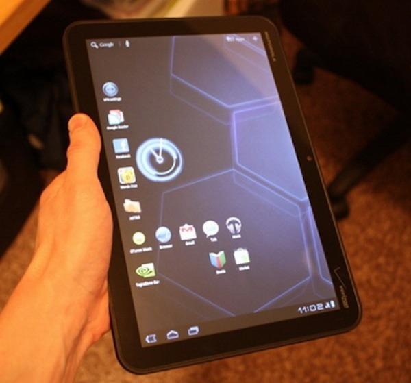 Motorola Xoom 2, la nueva y potente tablet podría aparecer a finales de este año