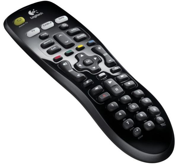 Logitech Harmony 200, un mando universal de sustitución, sencillo y resistente