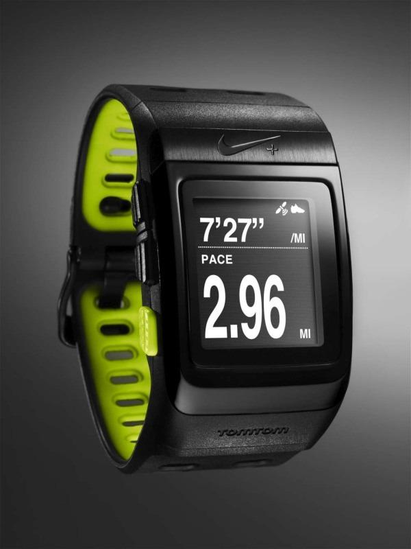 Nike+ Sportswatch GPS, el reloj que te acompaña mientras corres