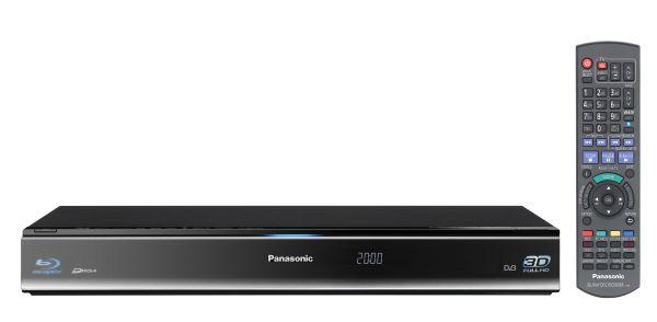 Panasonic DMR-BWT700, grabador Blu-ray con disco duro y convertidor de 2D a 3D