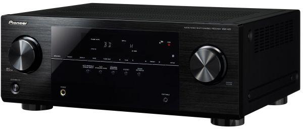 Pioneer VSX-421, el amplificador de cine más economico del catálogo