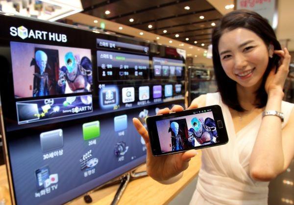 Smart View de Samsung, la tele en la pantalla del móvil o del MP3 4