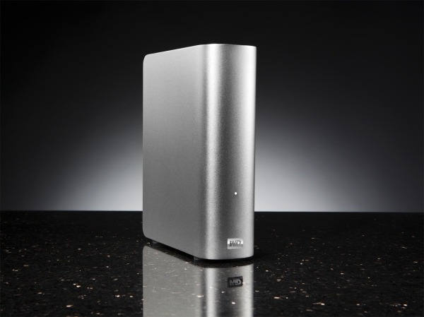 Western Digital My Book Studio,  discos duros externos para usar con Apple Time Machine