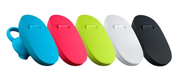 Nokia BH-112, nuevos manos libres coloridos de Nokia