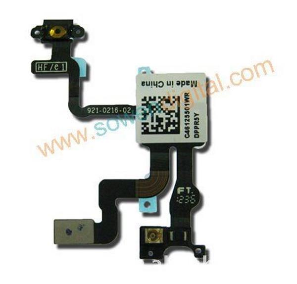 Aparecen fotos de los componentes internos del iPhone 5