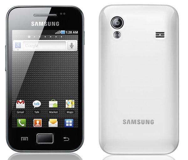 Samsung Galaxy Ace Vodafone, gratis el Samsung Galaxy Ace con Vodafone