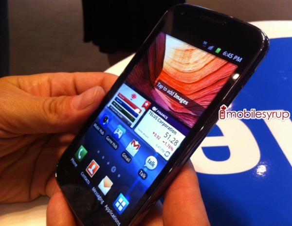 Samsung Hércules, nueva edición del Samsung Galaxy S II 1