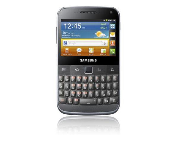Análisis a fondo del Samsung Galaxy M Pro