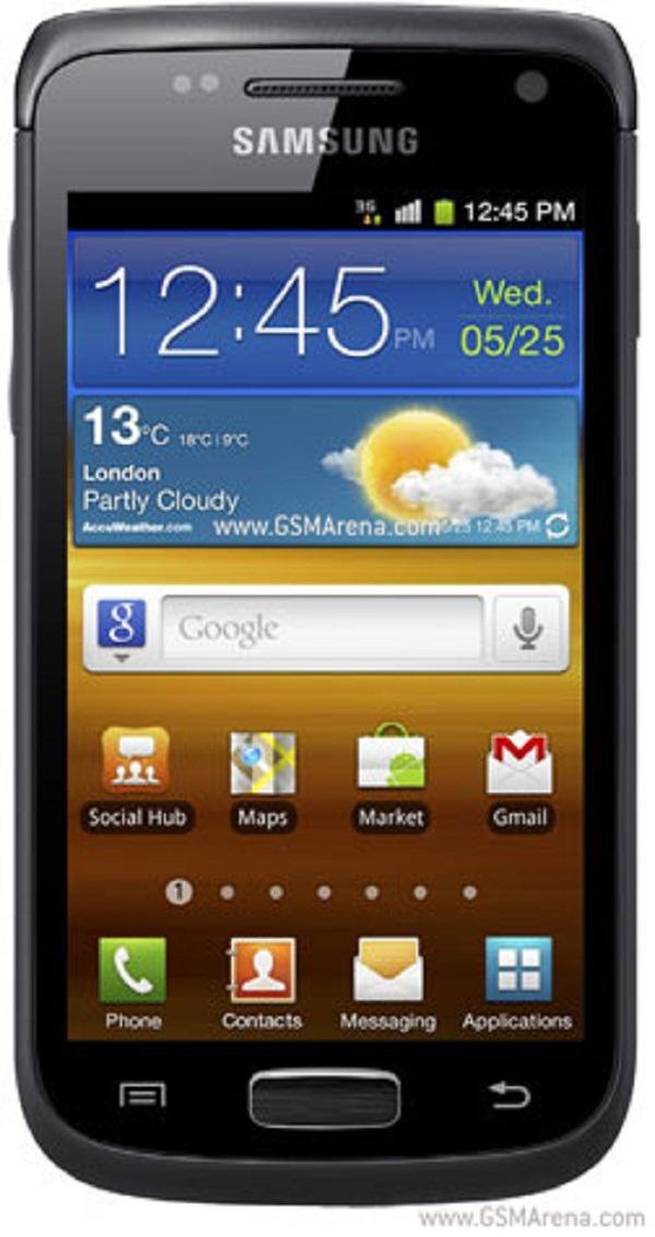 Samsung Galaxy W, análisis a fondo 2