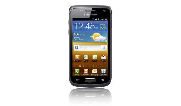 Samsung Galaxy W, análisis a fondo