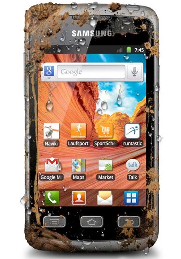 Samsung Galaxy Xcover, un nuevo smartphone resistente a todo