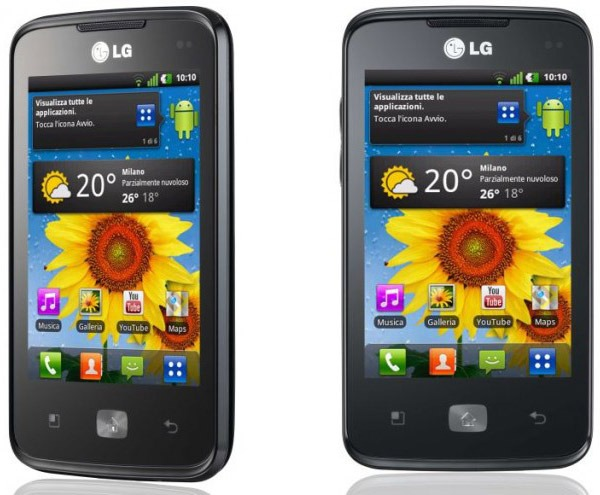 Análisis del nuevo LG Optimus Hub a fondo
