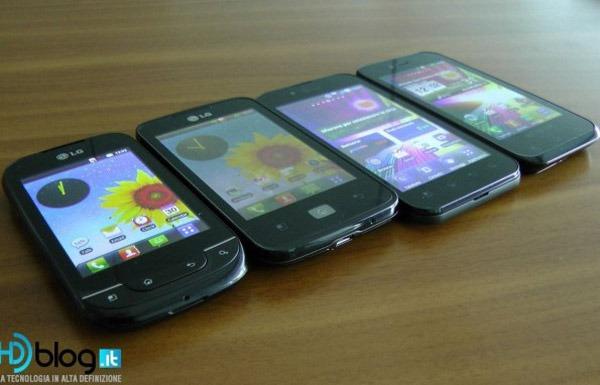 Análisis del nuevo LG Optimus Hub a fondo 2