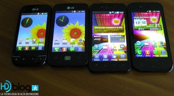 Análisis del nuevo LG Optimus Hub a fondo 3