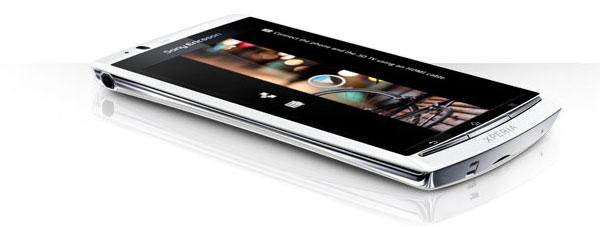 Análisis a fondo del nuevo Sony Ericsson Xperia Arc S 6