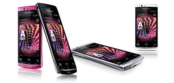 Análisis a fondo del nuevo Sony Ericsson Xperia Arc S 4
