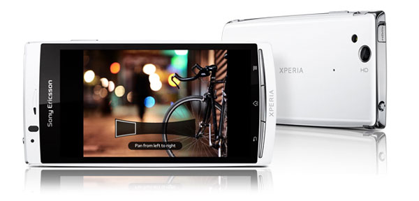 Análisis a fondo del nuevo Sony Ericsson Xperia Arc S 7