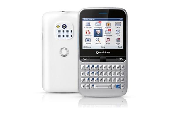 Análisis a fondo del Vodafone 555 Blue