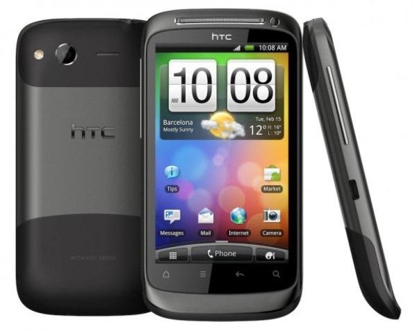 HTC Desire S se actualiza a Gingerbread con Sense 3.0