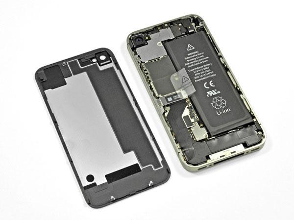 Un Vistazo Al Interior Del Iphone 4s Tusequipos Com