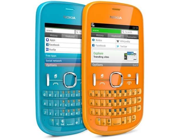 Nokia Asha 200, análisis a fondo