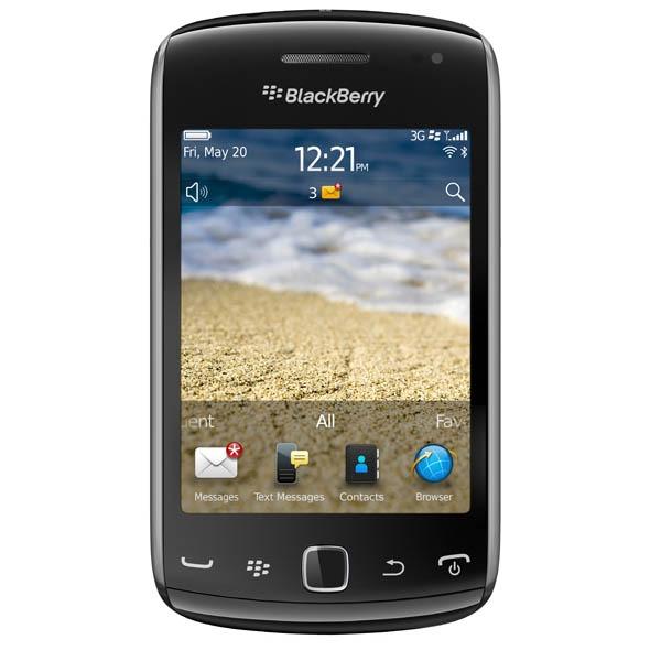 BlackBerry Curve 9380, nuevo terminal completamente táctil