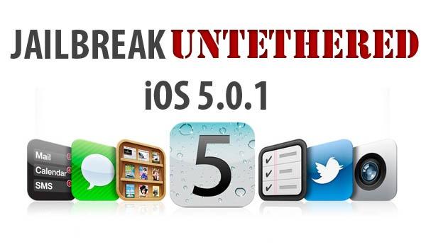 Cómo hacer Jailbreak Untethered en iOS 5.0.1 con Redsn0w