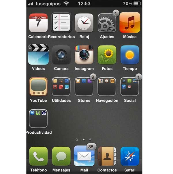 iphone cydia five columns springboard 01