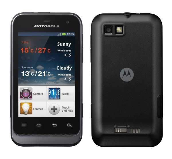 Motorola Defy Mini 01