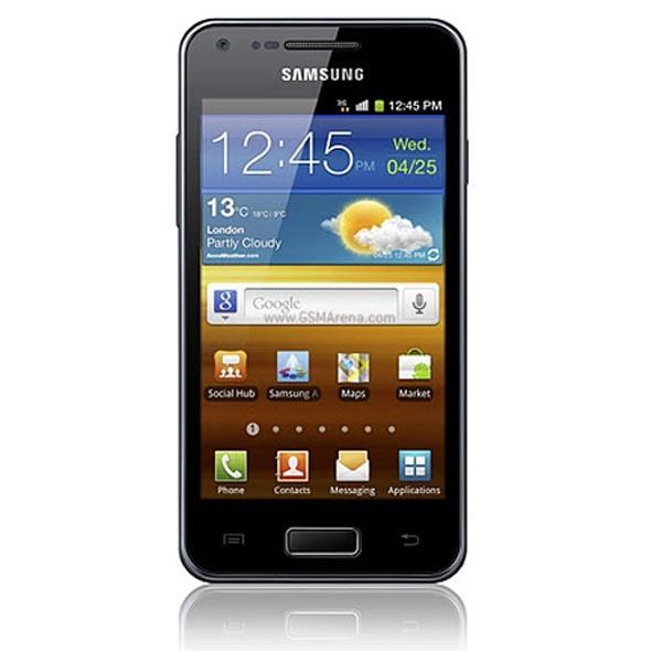 Análisis a fondo del Samsung Galaxy S Advance