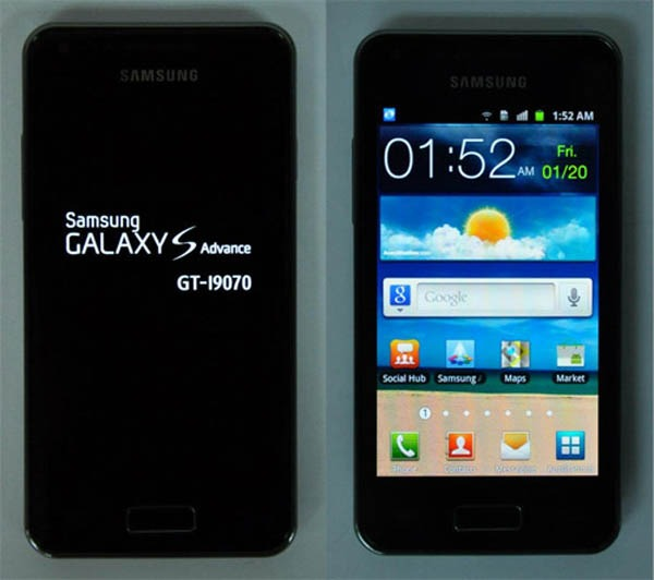 Samsung Galaxy S Advance 05