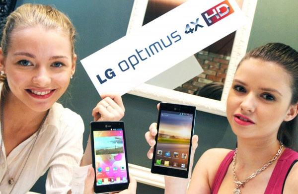 LG Optimus 4X HD 03