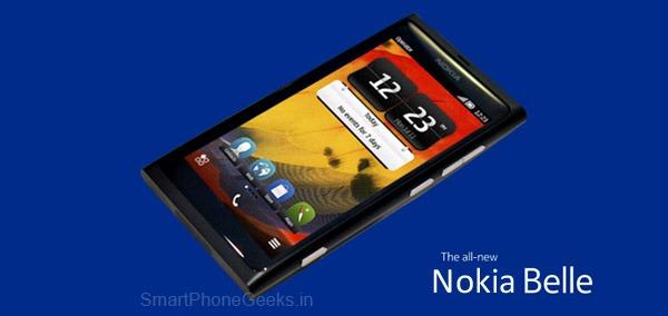 Aparece una posible imagen del Nokia 801 con Nokia Belle