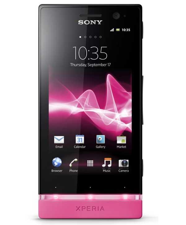 Sony Xperia U, análisis a fondo