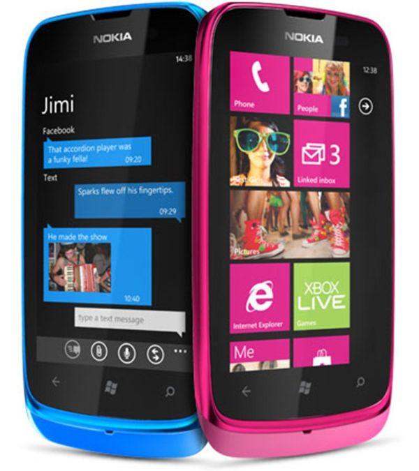 Nokia Lumia 610, análisis a fondo