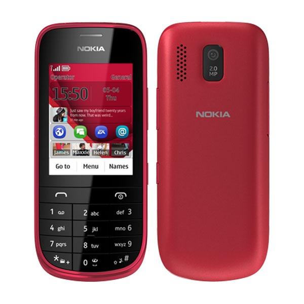Nokia Asha 203 01