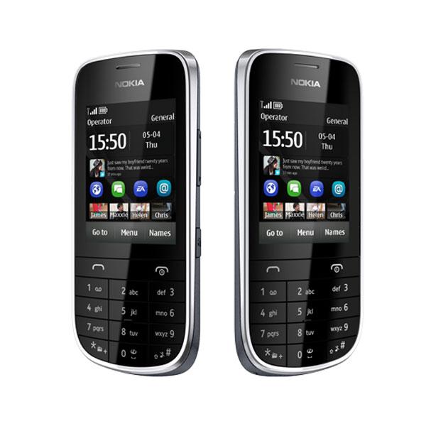 Análisis a fondo del nuevo Nokia Asha 203