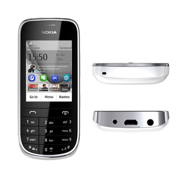 Nokia Asha 203 04