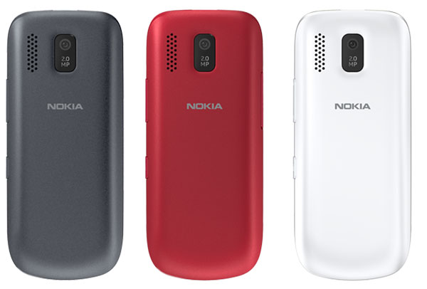 Nokia Asha 203 05