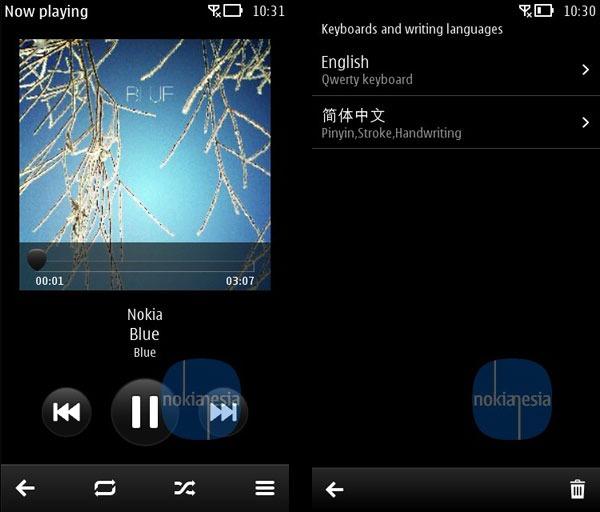 Nokia Carla, imágenes de la próxima versión de Symbian