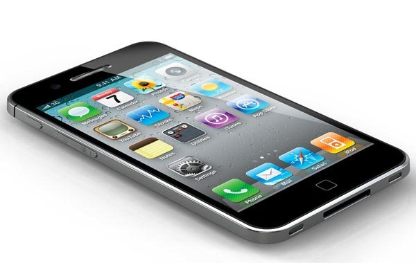 El iPhone 5 tendrá pantalla de 4 pulgadas y será un 20% más fino