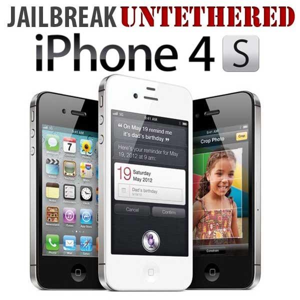 Cómo hacer Jailbreak Untethered al iPhone 4S con iOS 5.0.1 (Redsn0w)