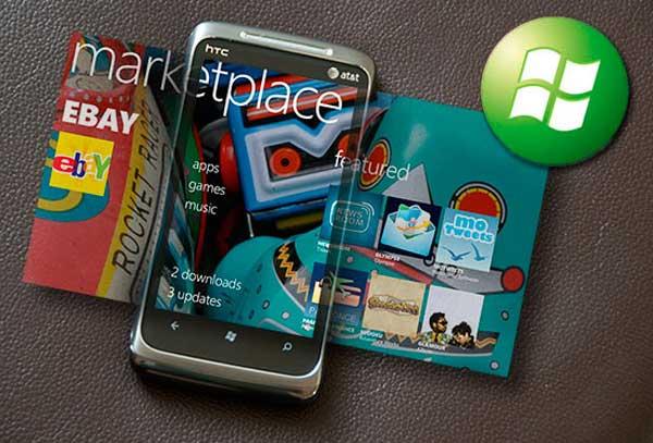Для работы в Marketplace требуется Windows Phone 7.5 Mango. Просмотреть вс