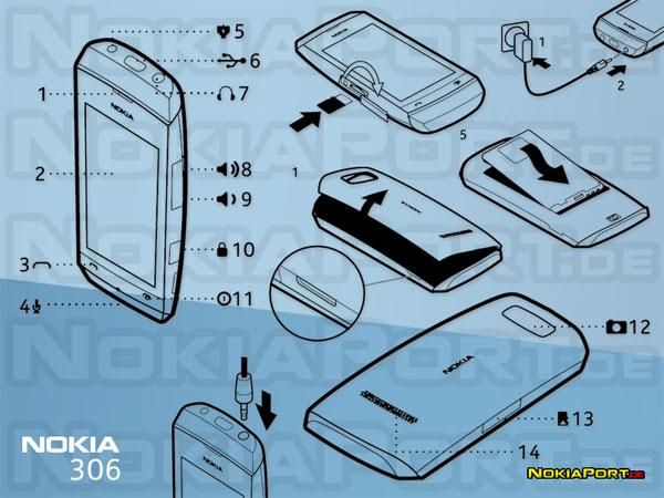 Se filtran las instrucciones del posible Nokia 306