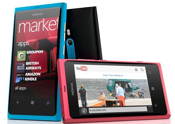 Nokia prepara una nueva actualización para los Nokia Lumia 800