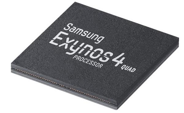 Samsung presenta el procesador que equipará el Samsung Galaxy S3