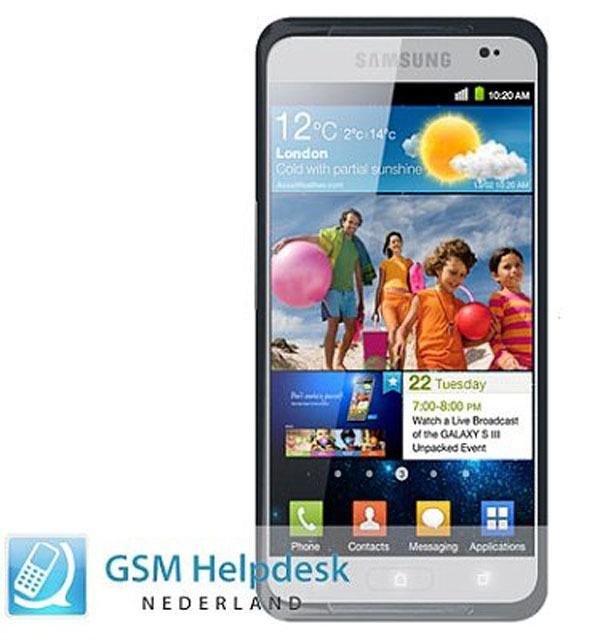 Nuevos rumores sobre el Samsung Galaxy S3, interfaz y pruebas